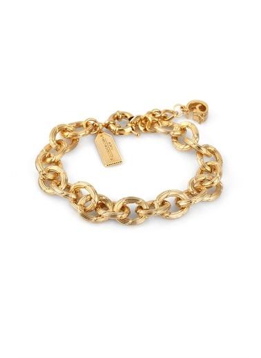 Alberto Guardiani Alberto Guardiani Ag10383Blk Jewelery Bileklik Altın